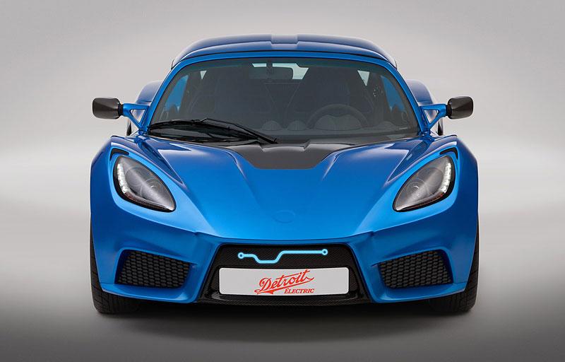 Detroit Electric SP:01: nepřímý nástupce pro Tesla Roadster: - fotka 1