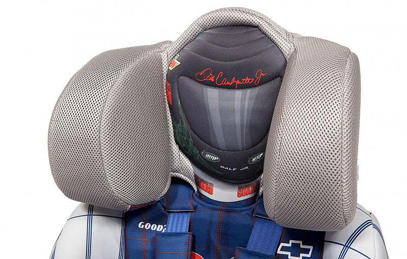 Dětská autosedačka pro malé Batmany a závodníky NASCAR: - fotka 10