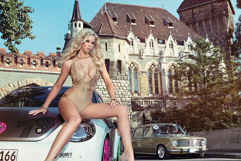 Miss Tuning 2014: Kalendář: - fotka 10