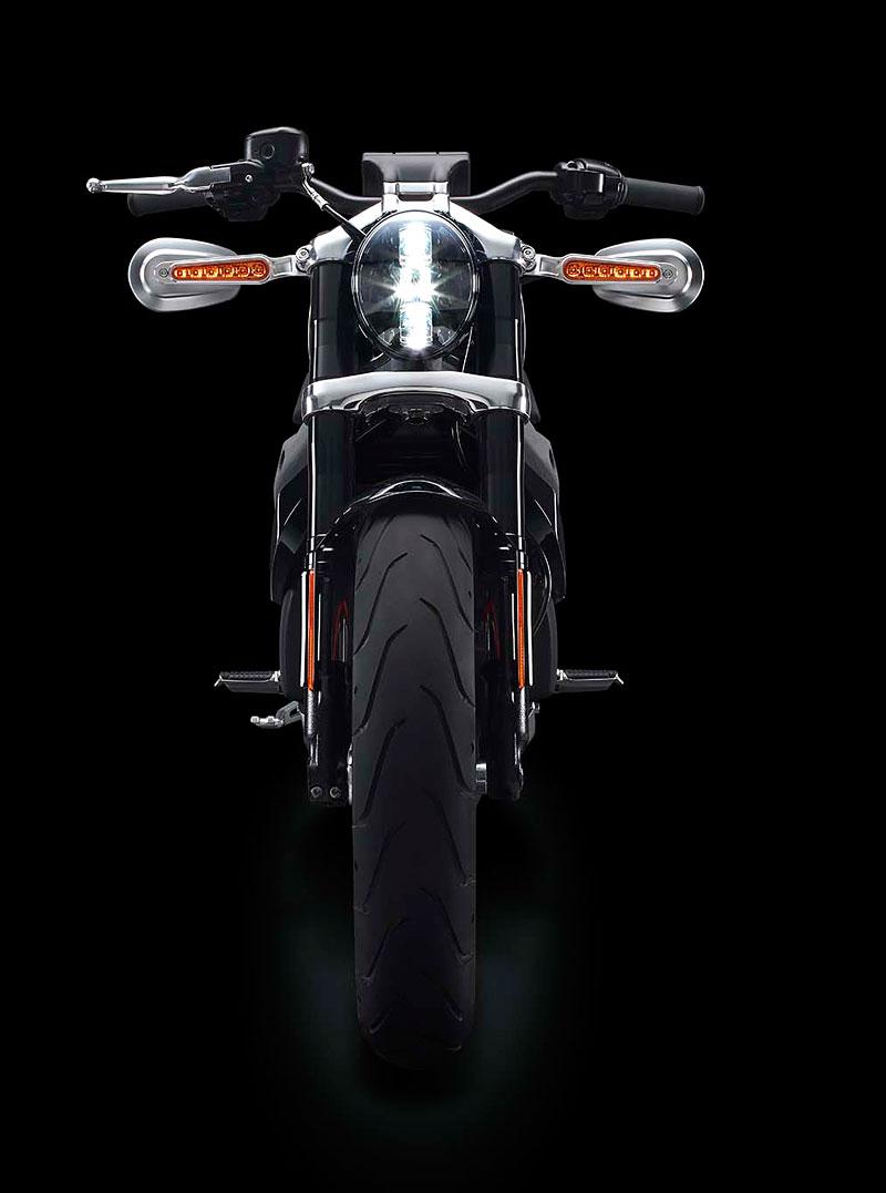 Harley-Davidson Livewire: Elektrická revoluce v Milwaukee: - fotka 1