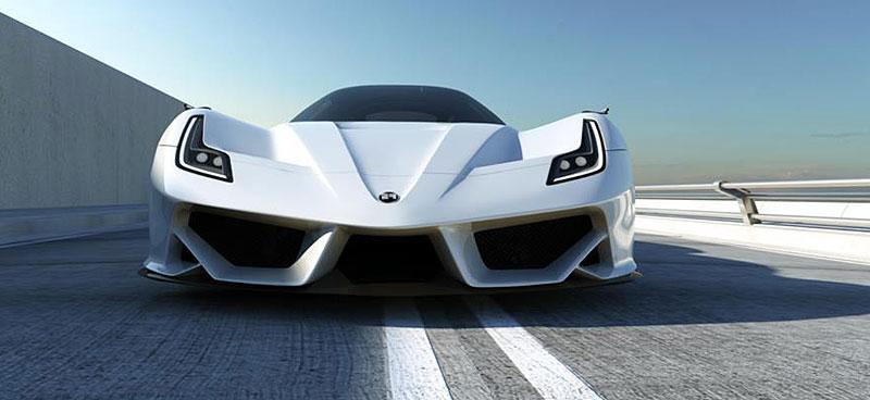 Exotic Rides W70: Nový supersport z Floridy: - fotka 1