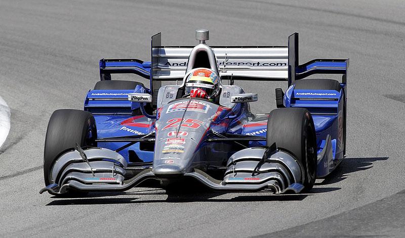 Zahynul Justin Wilson, bývalý pilot F1 a F3000: - fotka 10