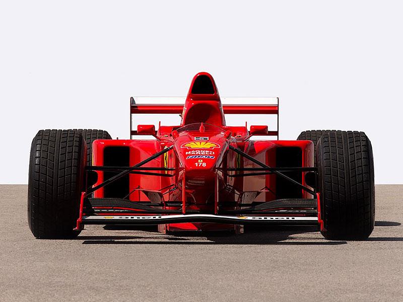 Formule 1 po Schumacherovi je k mání za 18 milionů korun: - fotka 3