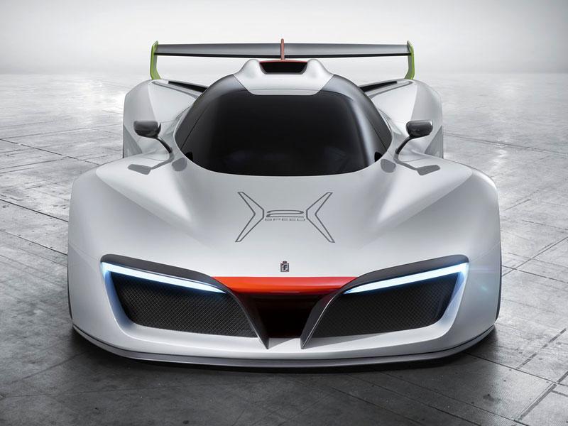 Mahindra plánuje supersport s designem i jménem Pininfarina: - fotka 6