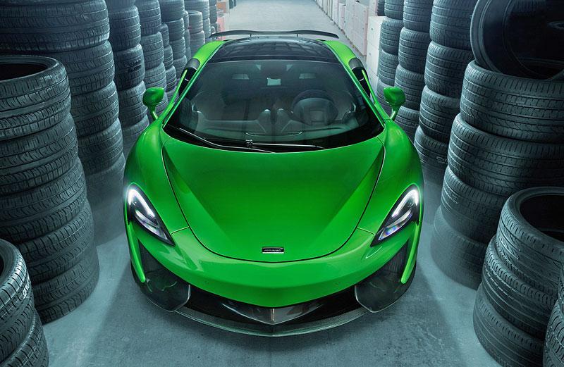 Novitec elegantně přiostřil McLaren 570GT: - fotka 1