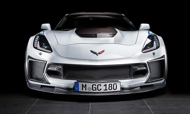 Chevrolet Corvette Z06 Carbon 65 Edition je stylová oslava výročí od GeigerCars: - fotka 4