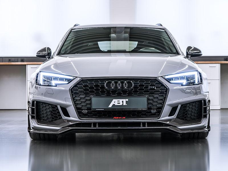 ABT RS4-R je brutální kombík Audi RS4 Avant s výkonem 530 koní: - fotka 5