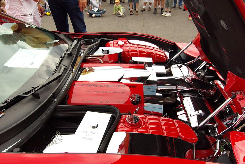 Prahou burácelo 250 Corvette: - fotka 103