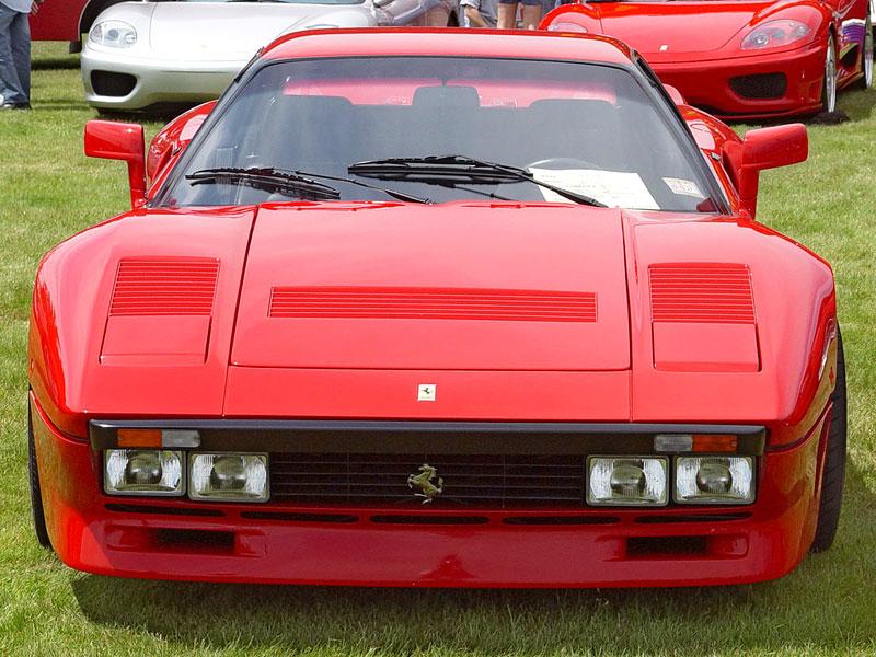 Pod lupou: Ferrari 288 GTO – Podruhé a naposled: - fotka 19