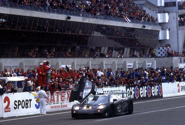 Pod lupou: McLaren F1, legendární král: - fotka 70