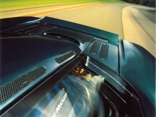 Pod lupou: McLaren F1, legendární král: - fotka 73