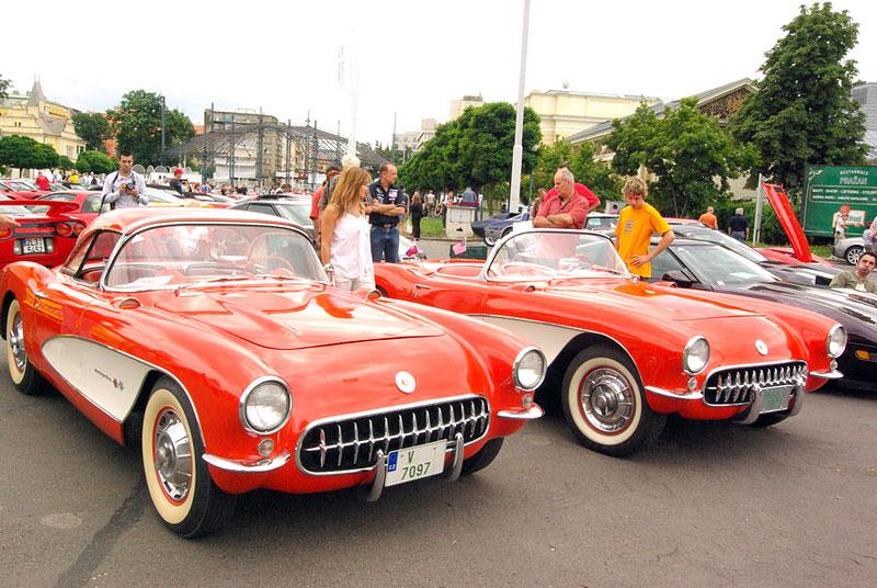 Prahou burácelo 250 Corvette: - fotka 109