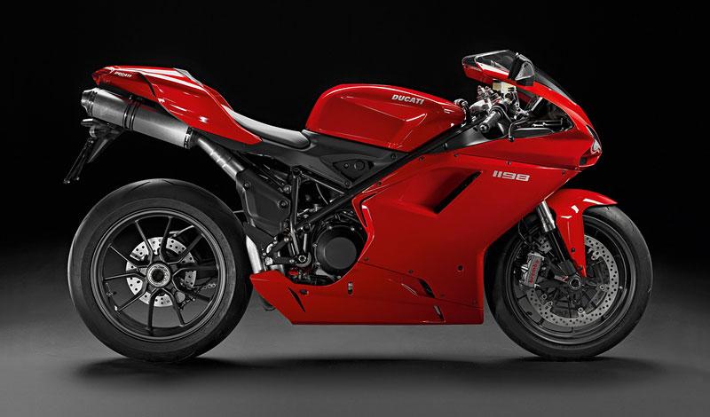 Intermot 2010 – Ducati poskromnu: - fotka 10