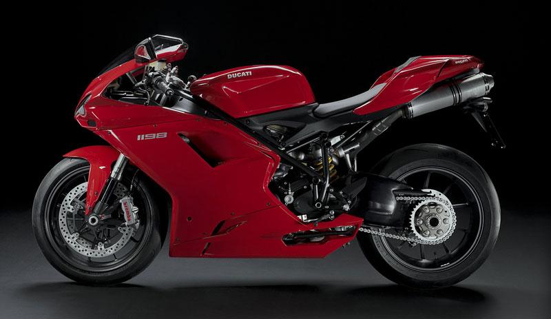 Intermot 2010 – Ducati poskromnu: - fotka 11