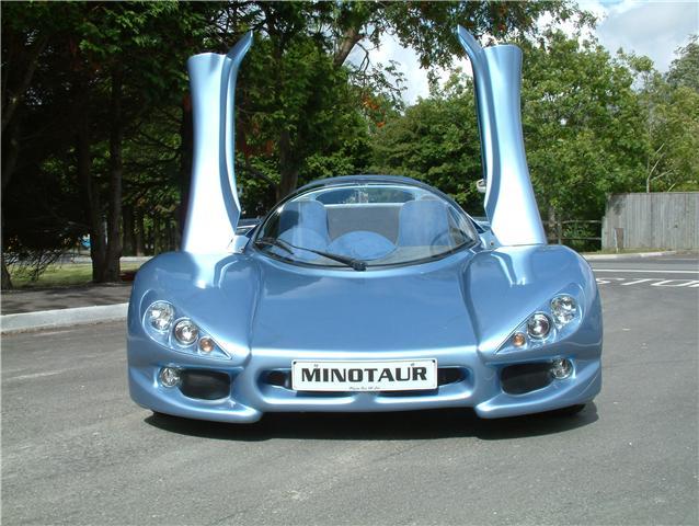 Vision Sportscars Minotaur: mezinárodní mix: - fotka 3