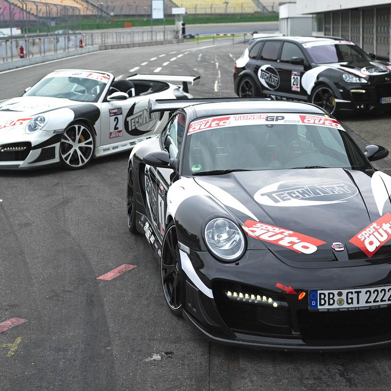 TechArt zvítězil v Tuner Grand Prix 2009: - fotka 2