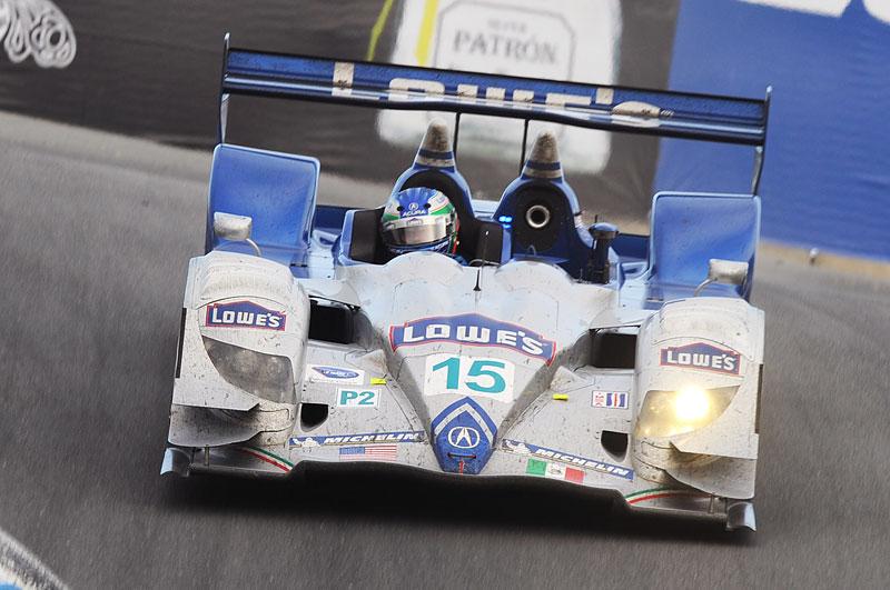 Acura ARX01 míří do Le Mans: - fotka 2