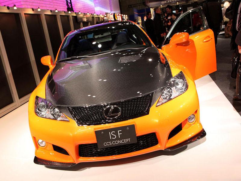 Lexus: IS F jako odlehčený speciál: - fotka 3