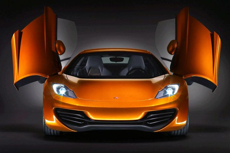 McLaren oznamuje další vývojovou fázi supersportu MP4-12C: - fotka 10