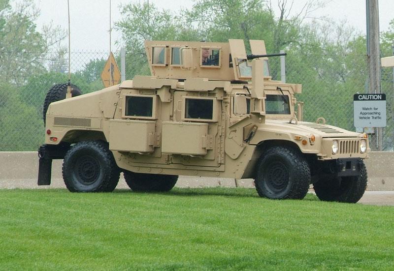 Americká armáda: konec Humvee v prvních liniích: - fotka 11