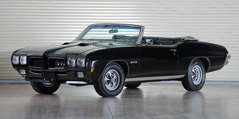 RM Auctions připravuje dražbu klasických muscle cars: - fotka 11