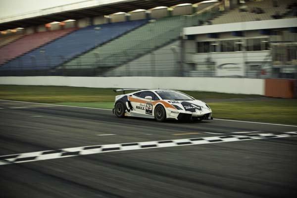 Lamborghini Blancpain Super Trofeo, FIA GT3 a FIA GT1 o víkendu v Brně!: - fotka 11