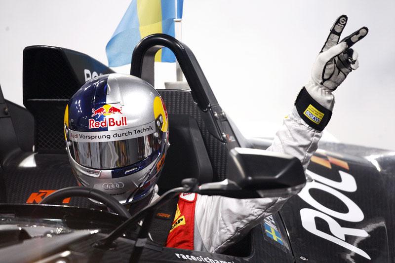 Alain Prost se zúčastní Race of Champions 2010: - fotka 45