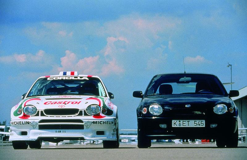 Toyota v Goodwoodu připomene své úspěchy v rallye: - fotka 73
