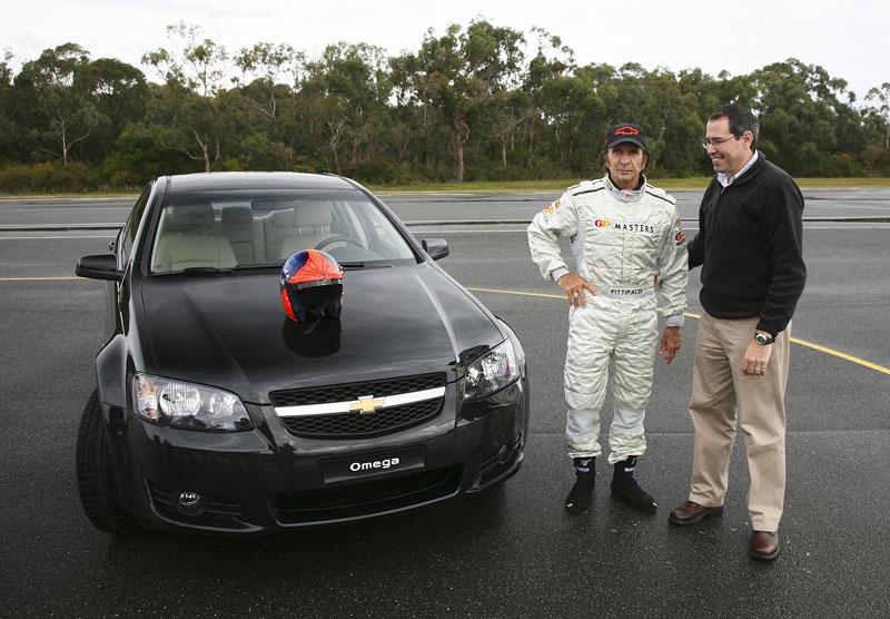 Chevrolet Omega Fittipaldi: Holden pro Brazílii: - fotka 3