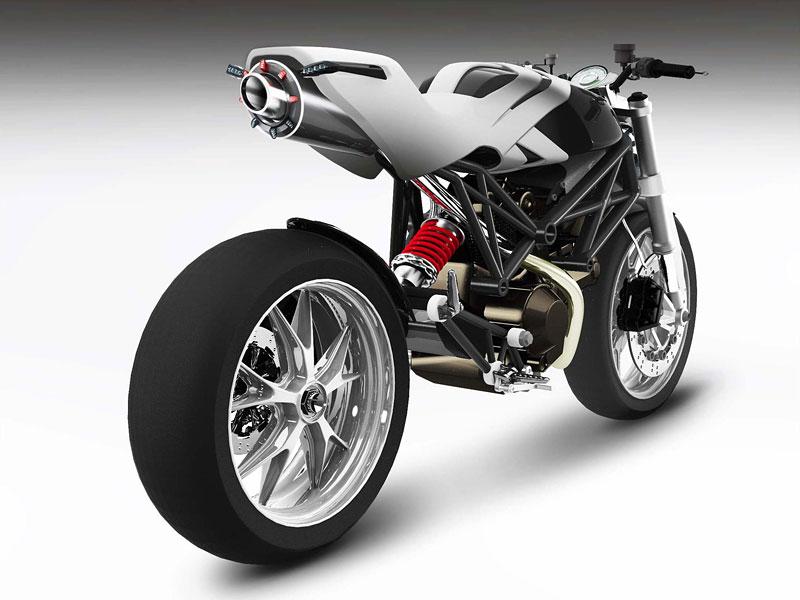 Ducati Students Concept – mládí vpřed: - fotka 11