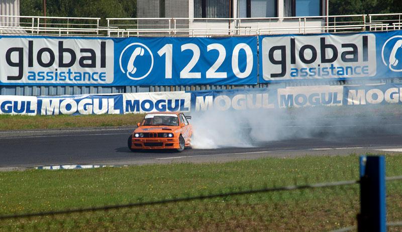 Czech Drift Series 2010 Sosnová: fotogalerie ze závěrečného závodu: - fotka 11
