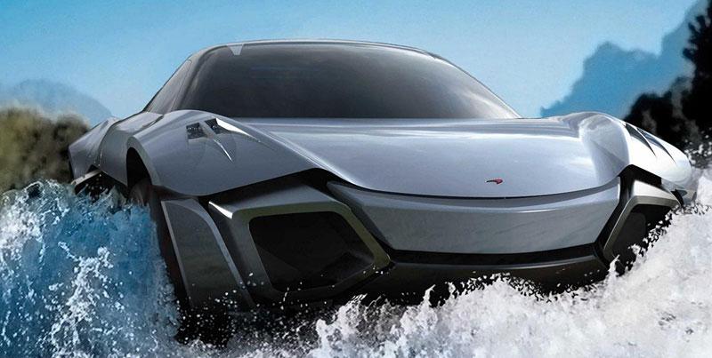 McLaren: studie crossoverů pro rok 2020 (+videa): - fotka 3