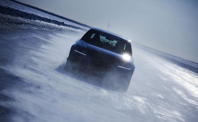 Nokian Tyres: rychlostní rekord Bentleye na ledu překonán!: - fotka 4