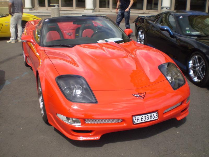 Prahou burácelo 250 Corvette: - fotka 112
