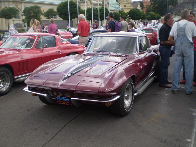 Prahou burácelo 250 Corvette: - fotka 114