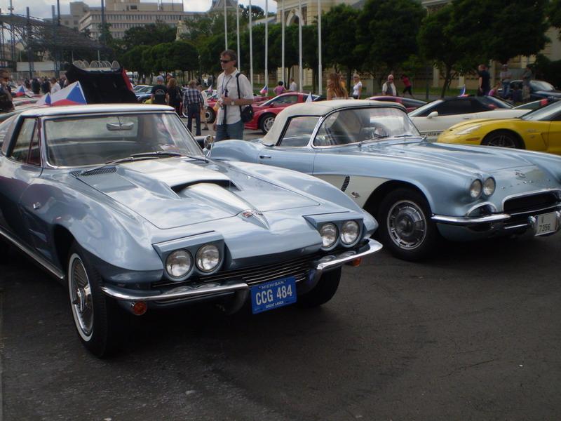 Prahou burácelo 250 Corvette: - fotka 115