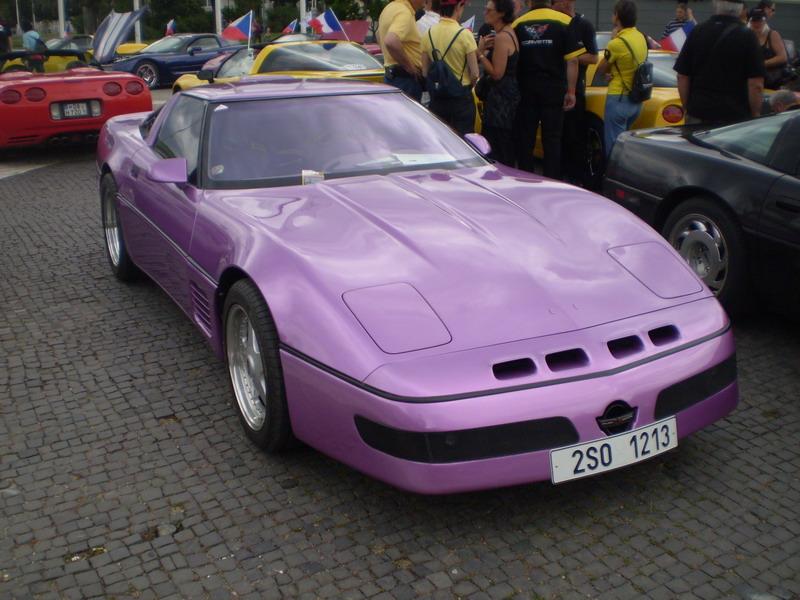 Prahou burácelo 250 Corvette: - fotka 118