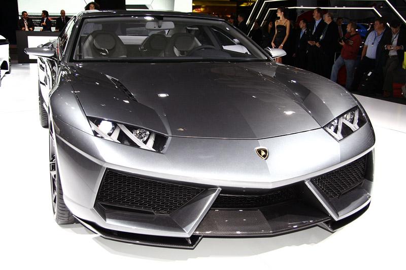 Lamborghini Estoque opět na pořadu dne?: - fotka 19