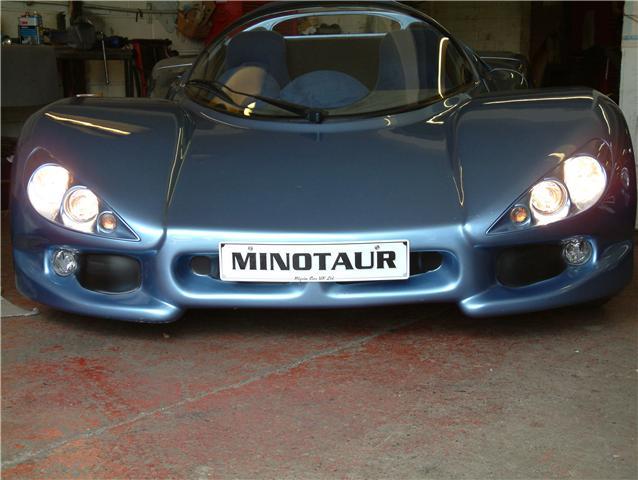 Vision Sportscars Minotaur: mezinárodní mix: - fotka 4