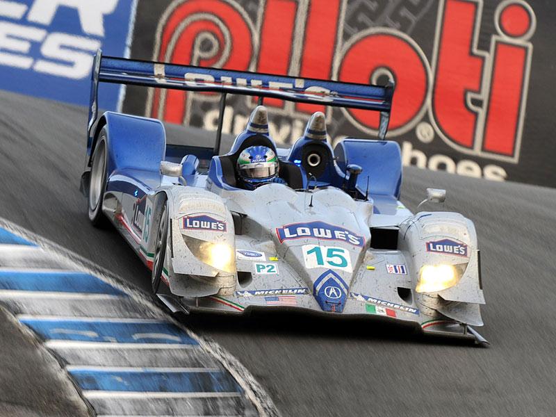 Acura ARX01 míří do Le Mans: - fotka 3