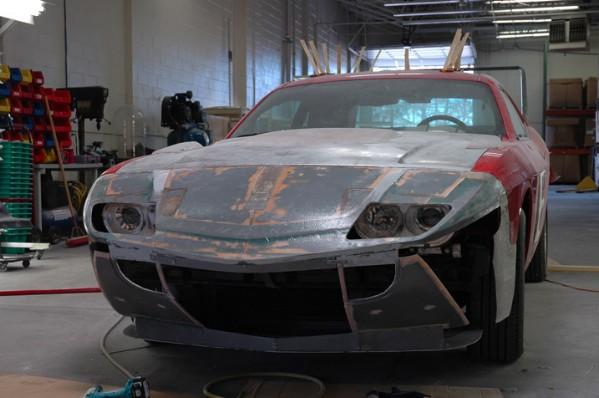 HPP Dodge Challenger Daytona Concept: - fotka 5