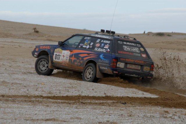 Reportáž: Rallye Budapest – Bamako 2010: - fotka 12