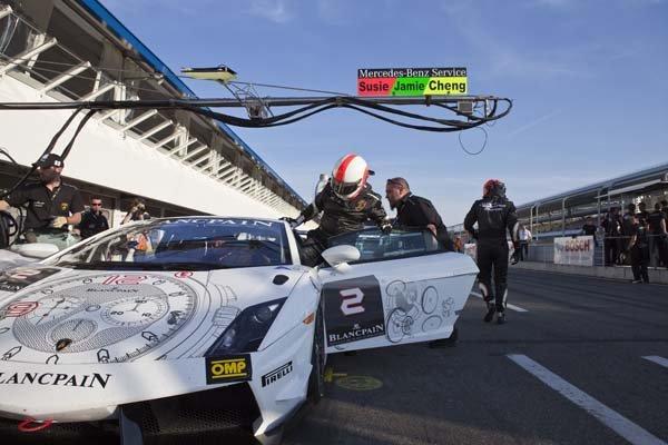 Lamborghini Blancpain Super Trofeo, FIA GT3 a FIA GT1 o víkendu v Brně!: - fotka 12