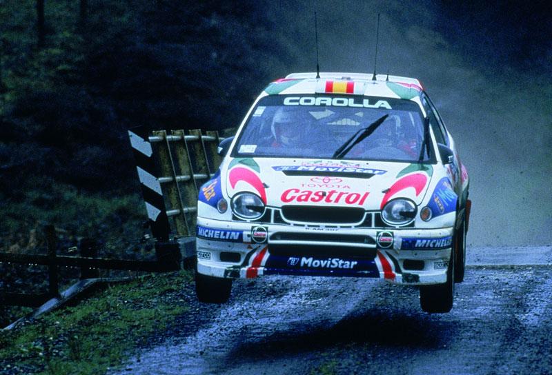 Toyota v Goodwoodu připomene své úspěchy v rallye: - fotka 74