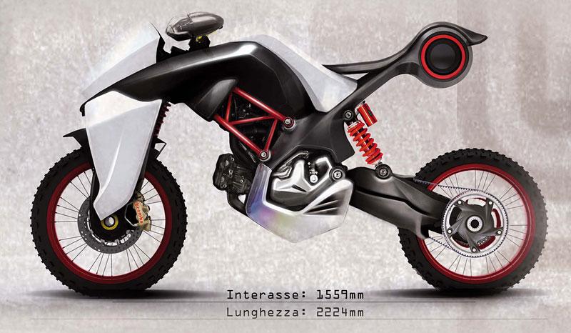 Ducati Students Concept – mládí vpřed: - fotka 12