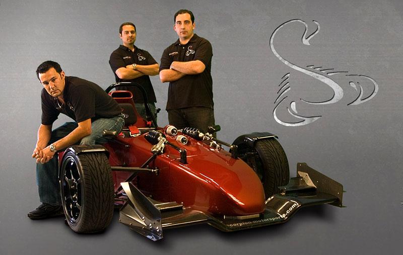 Scorpion P6 - formule nebo tříkolka?: - fotka 9