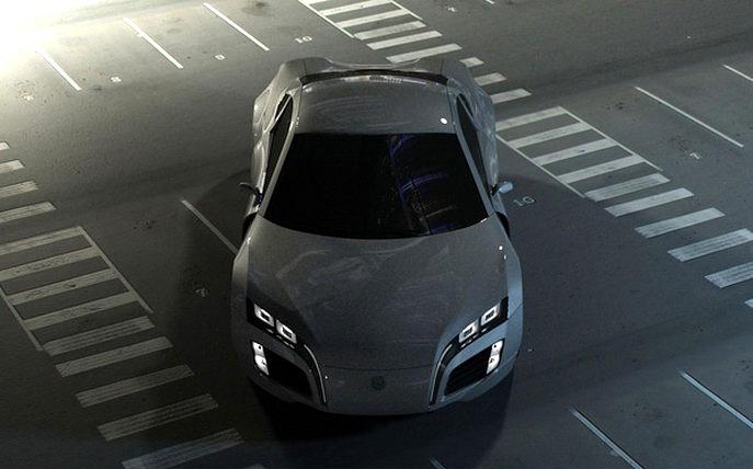 Volkswagen Concept Sports Car: kreace co přijíždí až z Kyrgyzstánu: - fotka 3