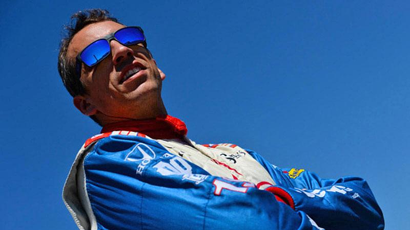Zahynul Justin Wilson, bývalý pilot F1 a F3000: - fotka 12