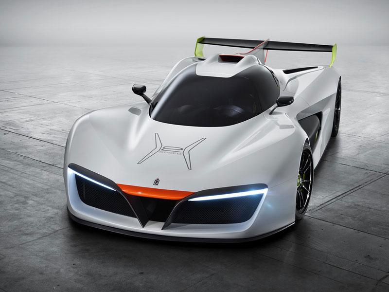 Mahindra plánuje supersport s designem i jménem Pininfarina: - fotka 7