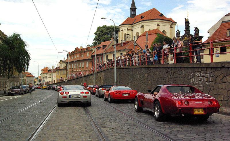 Prahou burácelo 250 Corvette: - fotka 122
